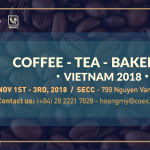 Coffee Expo Vietnam 2018